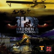 Cover Hidden & Dangerous