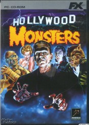 Cover Hollywood Monsters