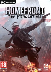 Cover Homefront: The Revolution