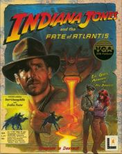 Cover Indiana Jones and the Fate of Atlantis (PC)