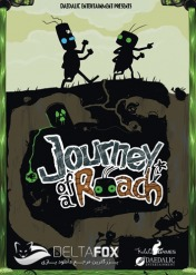 Cover Journey of a Roach