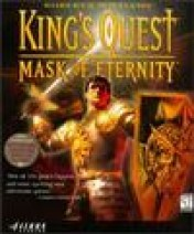 Cover King's Quest VIII: Mask of Eternity