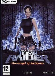 Cover Lara Croft Tomb Raider: The Angel of Darkness