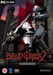 Cover Legacy of Kain: Blood Omen 2