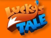 Cover Lucky's Tale