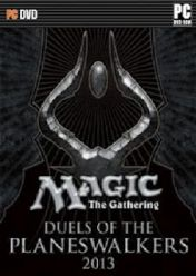 Cover Magic: The Gathering - Duels of the Planeswalkers 2013