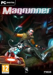 Cover Magrunner: Dark Pulse