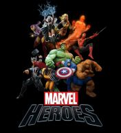 Cover Marvel Heroes