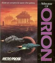 Cover Master of Orion