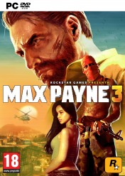 Cover Max Payne 3