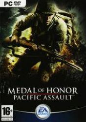 Cover Medal of Honor Pacific Assault