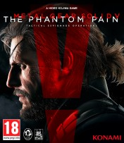 Cover Metal Gear Solid V: The Phantom Pain (PC)