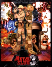 Cover Metal Slug 3