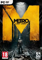 Cover Metro: Last Light