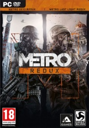 Cover Metro Redux (PC)