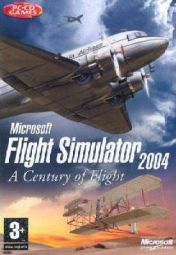 Cover Microsoft Flight Simulator 2004: A Century of Flight