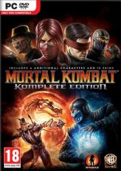 Cover Mortal Kombat Komplete Edition