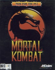 Cover Mortal Kombat