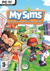 Cover MySims (PC)