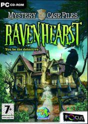 Cover Mystery Case Files: Ravenhearst