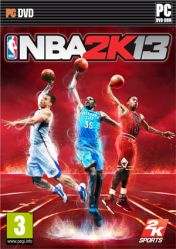 Cover NBA 2K13 (PC)