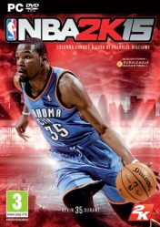 Cover NBA 2K15 (PC)