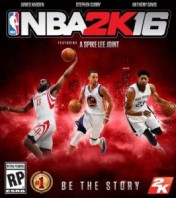 Cover NBA 2K16 (PC)