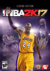 Cover NBA 2K17 (PC)