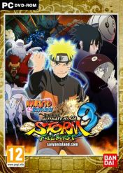 Cover Naruto Shippuden: Ultimate Ninja Storm 3 Full Burst