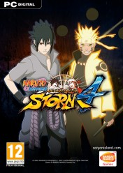 Cover Naruto Shippuden: Ultimate Ninja Storm 4