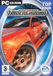 Cover Need for Speed Underground