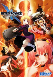 Cover Nitro Royale ~Heroines Duel~