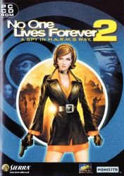 Cover No One Lives Forever 2: A Spy in H.A.R.M.'s Way