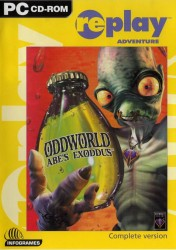 Cover Oddworld: Abe's Exoddus