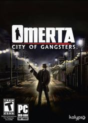 Cover Omerta: City of Gangsters
