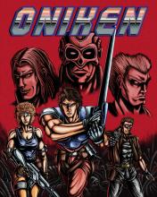 Cover Oniken (PC)