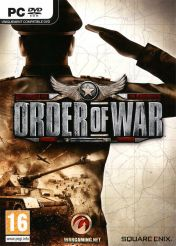 Cover Order of War