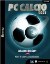 Cover PC Calcio 2005