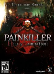 Cover Painkiller: Hell & Damnation