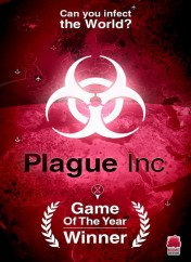 Cover Plague Inc: Evolved