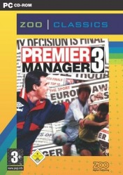 Cover Premier Manager 3