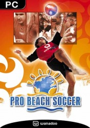 Cover Pro Beach Soccer