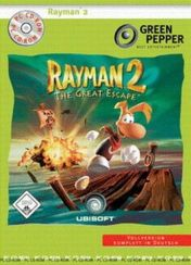 Cover Rayman 2: The Great Escape (PC)