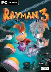 Cover Rayman 3 Hoodlum Havoc