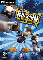 Cover Rayman Raving Rabbids (PC)