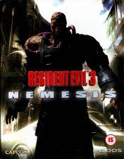 Cover Resident Evil 3: Nemesis (PC)