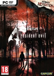 Cover Resident Evil 4: Ultimate HD Edition