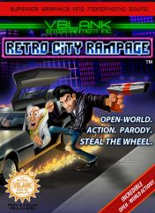Cover Retro City Rampage