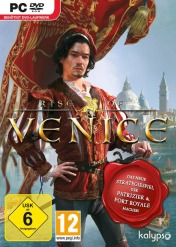 Cover Rise of Venice