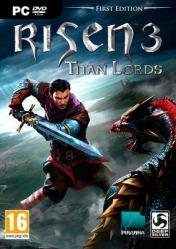 Cover Risen 3: Titan Lords